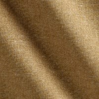 Kaufman Essex Yarn Dyed Linen Blend Metallic Camel