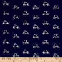 Kaufman London Calling Lawn Bicycle Indigo