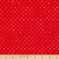 Essentials Dotsy Brick Red