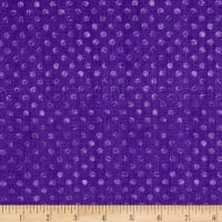 Essentials Dotsy Dark Purple