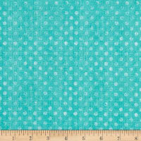 Essentials Dotsy Aqua