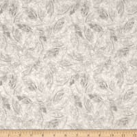 Riley Blake Silver Sparkle Shimmer Gray Metallic