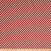 Theory of Aviation Stripe Red