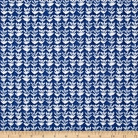 Ella Small Flower Dark Blue