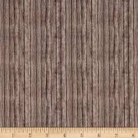 Play Ball Wood Paneling Gray