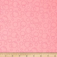 "Westrade 110"" Wide Quilt Back Champagne Pink"