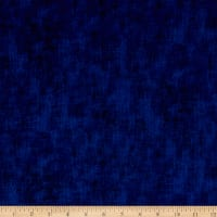 Timeless Treasures Flannel Studio Texture Navy