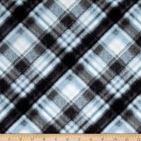 Kanvas Into the Woods Soft Plaid Blue Mist
