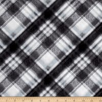 Kanvas Into the Woods Soft Plaid Gray