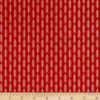 Riley Blake High Adventure Stripe Red