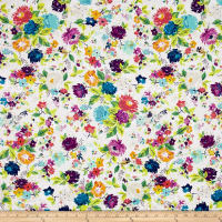 Gigi Blooms Gigi Bontanical White