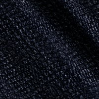 Quilted Denim Knit Navy
