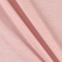 Jersey Knit Solid Blush