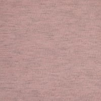 Tri Blend French Terry Knit Blush