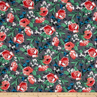 Michael Miller Bed of Roses Bed of Roses Pearl