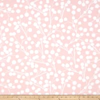Joel Dewberry Cali Mod Home Decor Sateen Twill Chestnut Branch Pink
