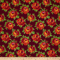Amy Butler Eternal Sunshine Rose Lore Amber