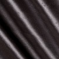Shantung Sateen Charcoal