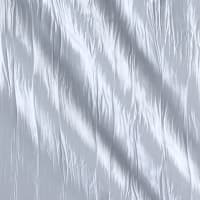 Creased Taffeta White