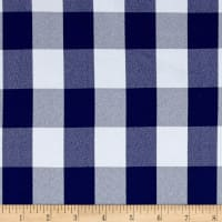 Picnic Gingham Royal/White
