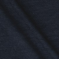Stretch French Terry Knit Navy