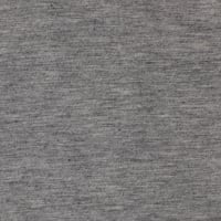 Rayon Spandex Jersey Knit Heather Gray