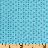 Asterisk Borage Teal