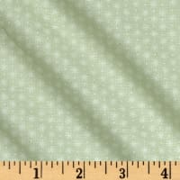 Asterisk Fennel Pearl Green