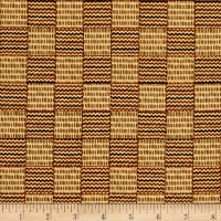 Out of Africa Geometric Patchwork Camel