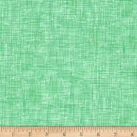 QT Fabrics Harmony Flannel Plaid Green Mist