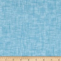 Harmony Flannel Plaid Blue Lagoon