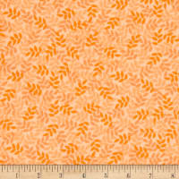 Harmony Flannel Leaf Apricot