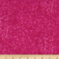 Harmony Flannel Curly Scroll Bubblegum