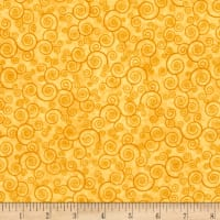 Harmony Flannel Curly Scroll Honey