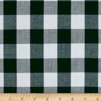 "Richcheck 60"" Gingham Check 1"" Hunter"