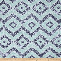 Premier Prints Sea Diamond Vintage/Indigo/Canal