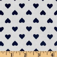 Kaurman Sevenberry Classiques Med Hearts Midnight
