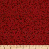 "108"" Wide Back Mini Vine Red"