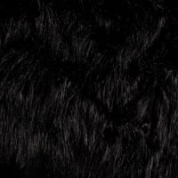 Shannon Lux Fur Monster Black