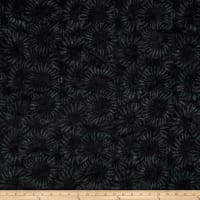 Hoffman Bali Batiks Sunflower Blacklight