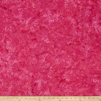 Bali Batiks Handpaints Sunflower Pink