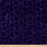 Bali Batiks Handpaints Sunflower Violet
