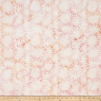 Bali Batiks Handpaints Sunflower Creamsicle