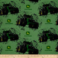 John Deere Big Time Tractor Multi