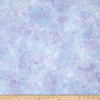 "Essentials 108"" Wide Back Mosaic Blue/Purple"