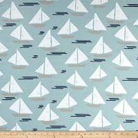 Premier Prints Cape May Spa Blue