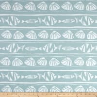 Premier Prints Caicos Spa Blue