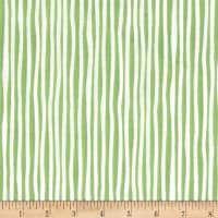 Baby Gone Wild Stripe Light Lime