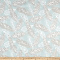 Premier Prints Flock Spa Blue