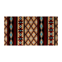 Shannon Studio Minky Cuddle Aztec Inspired  Honey